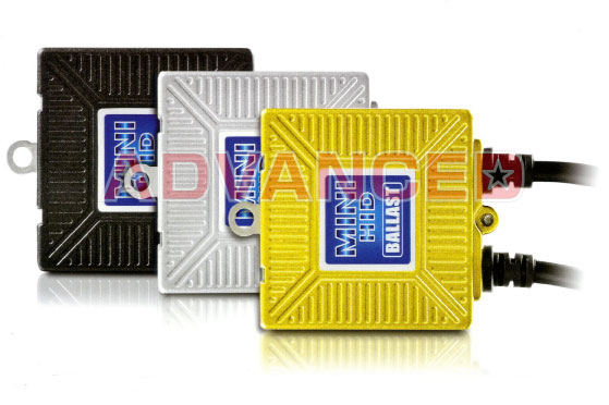 ADVANCED HID MINI HID MINI HID 25W・35W カラー3色